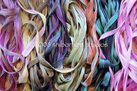silk ribbon shibori silk ribbon flower class shibori girl