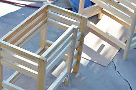 Wood Bunk Bed Plans by Handmade Doll Bunk Beds