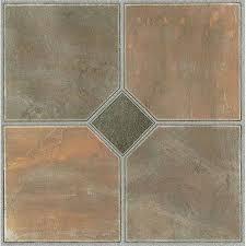tivoli rustic slate 12x12 self adhesive vinyl floor tile 45