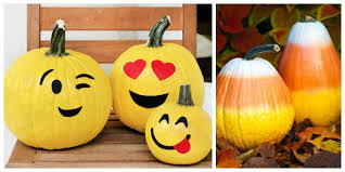 No Carve Pumpkin Decorating Ideas 10 Fun No Carve Pumpkin Decorating Ideas Living Rich With