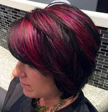 pink highlighted hair over 50 22 best highlighted hairstyles for women styles weekly