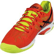 onlin good quality asics mens gel solution speed 3 tennis shoes orange