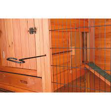 Advantek Stilt House Rabbit Hutch Large Rabbit Cages On Hayneedle Large Bunny Hutches