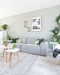 The Inspiring Home And Studio Of Maaike Koster Of My Deer Art Shop - Green living room design