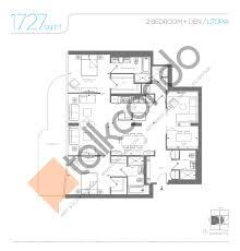 one bloor floor plans one bloor condos talkcondo