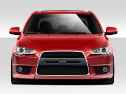 mitsubishi evolution 2017 duraflex frp mitsubishi lancer evo x v2 body kit 4 piece u003e 2008 2017