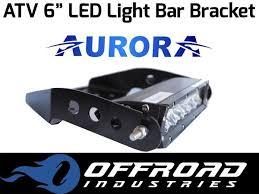 Atv Light Bar Aurora Atv 6