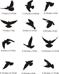 Bird Flying Tatoo Flying Dove Silhouette Pictures Bird Tattoos Birds
