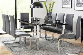 glass dining room table sets glass dining table chairs glass dining sets furniture choice