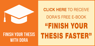 graduate school Finish Your Thesis