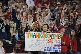 Nfl Schedule 2014 Thanksgiving Thanksgiving 2015 Sports Tv Schedule When And Where To Watch Nfl