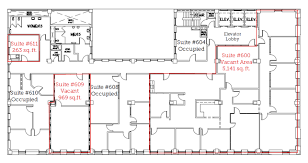 600 Sq Ft Office Floor Plan 1401 Fulton St Fresno Ca 93721 Property For Lease On Loopnet Com