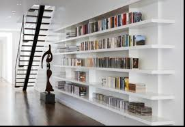 cool bookshelves idea to support your reading hobby