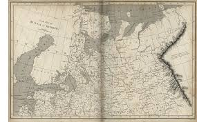 Old Europe Map by Russia And The Former Soviet Republics Historical Maps Perry