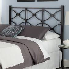 King Bed Frame And Headboard Grand King Bed Wayfair