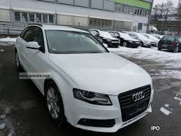 for audi a4 2 0 tdi audi a4 2 0 2010 auto images and specification