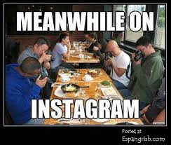 Funny Chinese Meme - mean while on instagram funny chinese taking pictures of their
