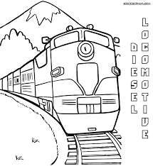 train color pages train coloring pages coloring pages to download and print