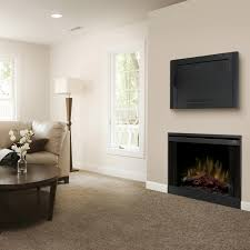 dimplex 33 inch built in slim line electric firebox inner glow