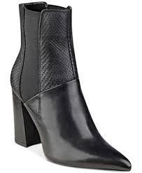 womens boots guess guess s breki pointed toe booties boots shoes macy s
