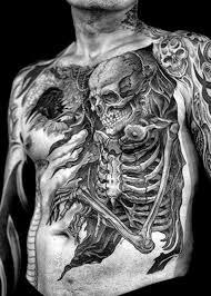 skull tattoos powershay com ideas and design