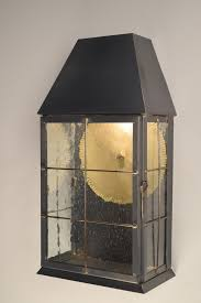 Copper Wall Sconce Lights Blake Wall Sconce Copper Lantern Pentimento Lighting