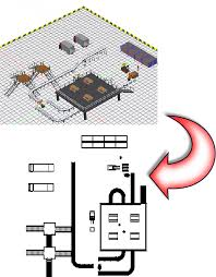 factory layout design autocad publishing a 2d drawing of a 3d factory floor layout search
