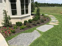 landscape makeover french stylelawns ltd