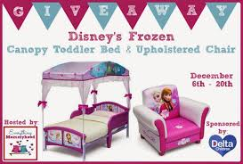 chic and creative disney canopy toddler bed disney princess