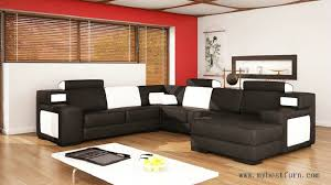 Black Leather Living Room Sets by Compare Prices On Leather Sofa Set Black Online Shopping Buy Low