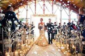 22 magical and romantic winter wedding decorating ideas style