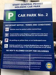 parking prankster indigo in on staff at heath