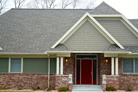 james hardie fiber cement lap siding and staggered shake in