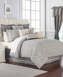 Gray Bed Set Waterford Charlize Gray Comforter Sets Bedding Collections Bed