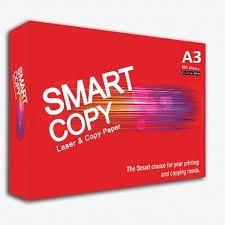 paper ream box smart copy paper a3 size 80 gsm 5 reams box dubai abu
