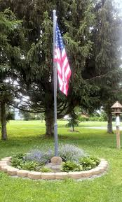 11 best landscape ideas images on pinterest flag pole