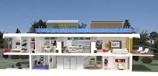 Sustainable House Design Ideas Modular Contemporary Sustainable House Design Home Improvement