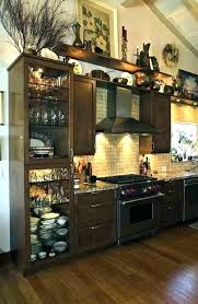 kitchen cabinets decorating ideas cabinet decorations ideas whtvrsport co