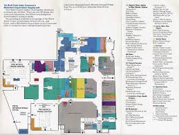 world trade center shopping concourse map map and director flickr