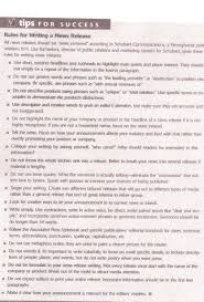 cool ways to write your name on paper public relations writing news release writing tips page 135 our text