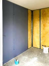 isolation phonique chambre isolation phonique 4 panneaux isolant actis hybris 3 en 1 265x115m