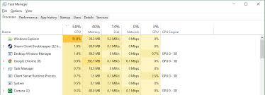 is pubg cpu intensive windows 10 fall creators update very high and constant cpu usage