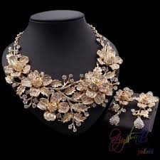 fashion jewelry necklace wholesale images Wholesale fashion jewelry dulhan jewellery set choker necklaces jpg