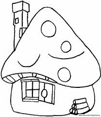 coloring pages smurfs 3 printable coloring pages