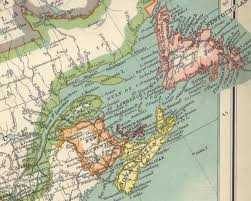map canada east coast desktop background images canada ca 1900