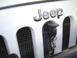 jeep wrangler lock mopar lock with mastercraft grill insert jeep wrangler forum