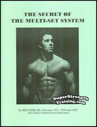 bill goldberg muscular development workout training for power by reg park mr universe super strength training