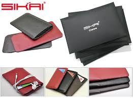 Jual Leather universal accessories 盪 pouch 盪 sikai premium leather pouch 5 inch