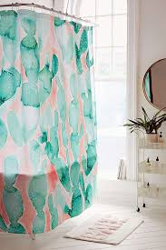Shower Curtain Brands Jacqueline Maldonado For Deny Paddle Cactus Shower Curtain Urban