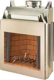 Outdoor Fireplace Insert - 42